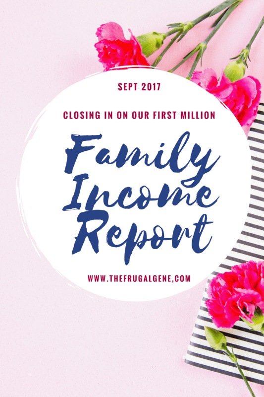 Family Income Report 2