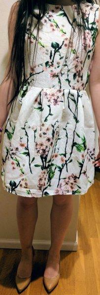 Cherry-blossom-dress