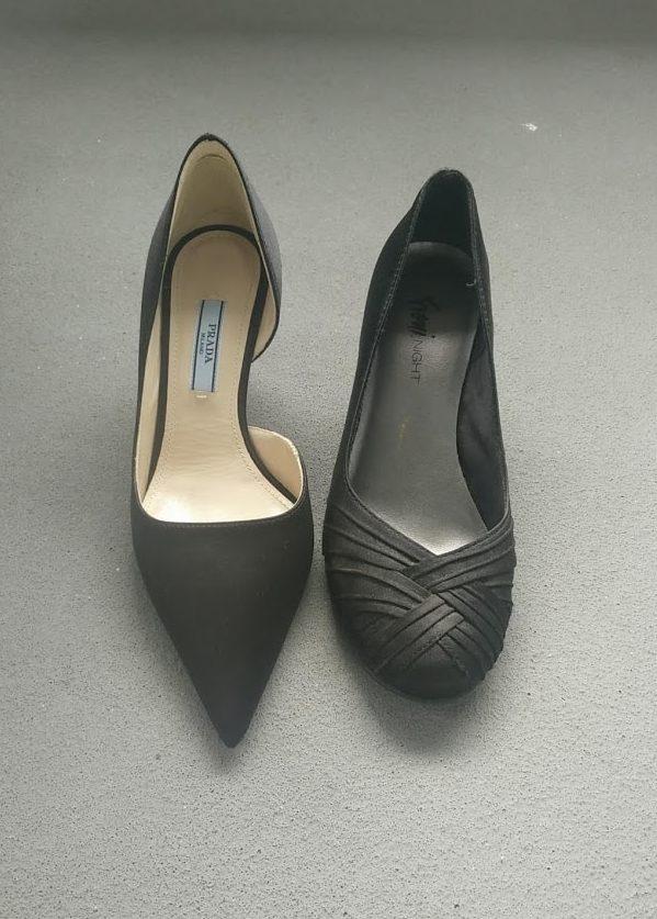 satin-shoes-real-fake-material