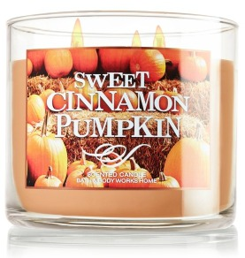 bath and body works candle1