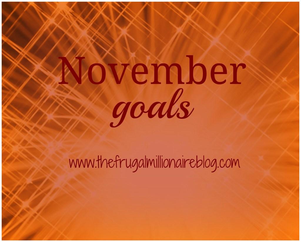 November goals