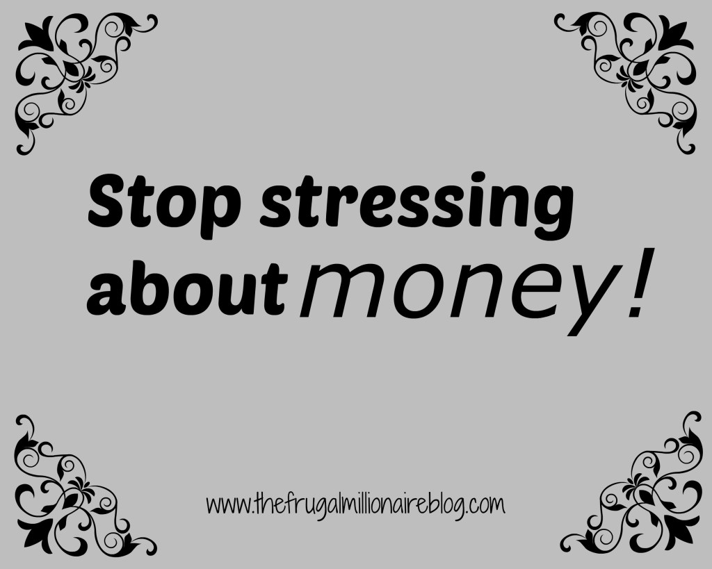 money stress