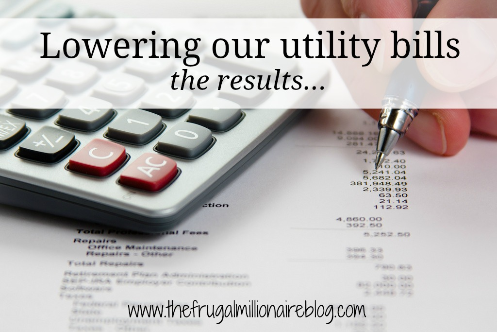 lower utility bills