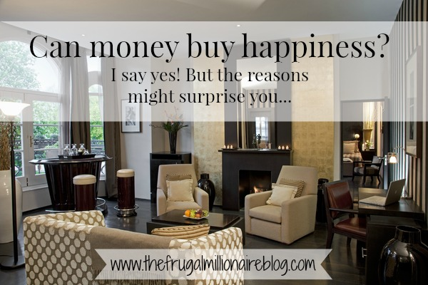 money buy happiness