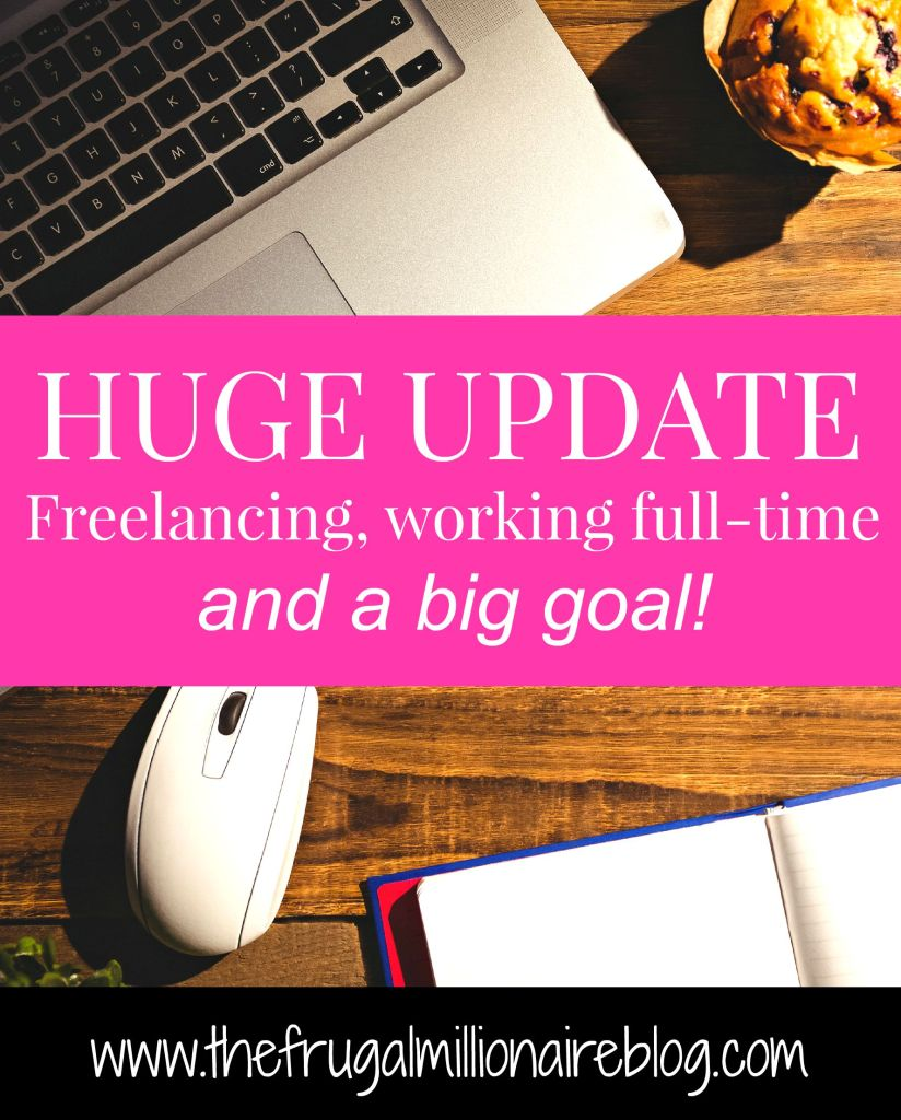 freelancing and working fulltime