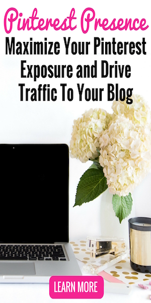 Are you wanting to grow your blog, increase your readership and earn more money?! Here are the two ways in which I increased my blog traffic immediately, and how you can, too!
