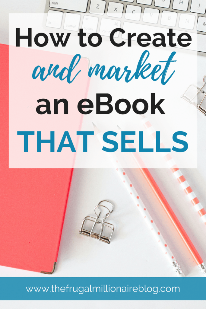 How to create an eBook that sells. Drive traffic to your eBook and make passive income!
