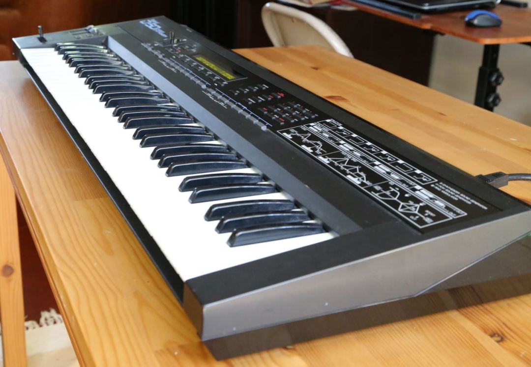 Roland D50 that I sold on Craigslist