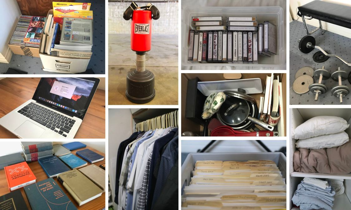 Ten Types of Items You Should Think About Getting Rid Of