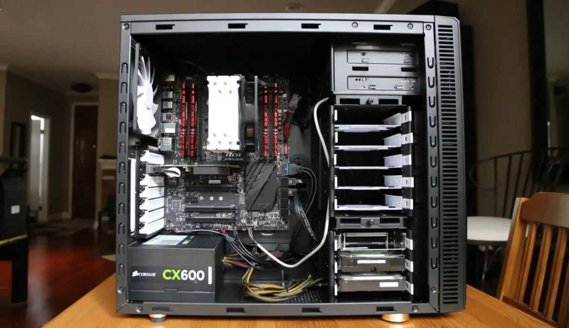Build Your Own Kickass Windows PC
