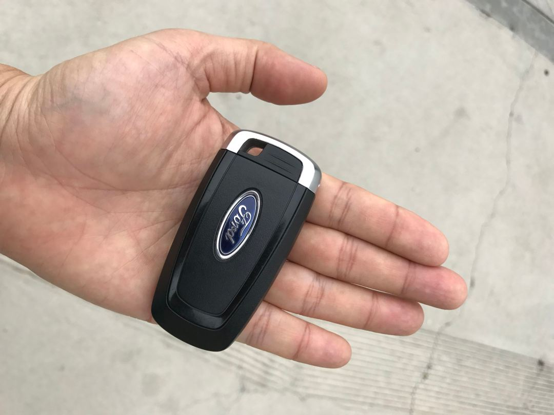 Ford Fusion key fob