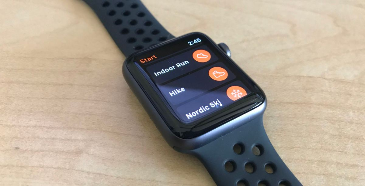 Does the Apple Watch Series 3 Work with Strava?