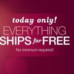 Today Only: Free Shipping at ULTA.com + $3.50 off $10 purchase