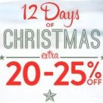 Extra 20-25% off + Free Upgrade to Expedited Shipping at Sierra Trading Post