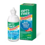 Opti-Free Contact Solution $2 off Coupon