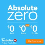 TurboTax Federal Free Edition: Get an extra 5% in Amazon gift cards!