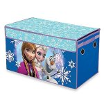 The Frugal South's First Giveaway: Win a Frozen Collapsible Storage Trunk!