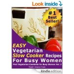Free Kindle eBooks: Frugal Simplicity, Vegetarian Slow Cooker Recipes, Chemical-Free Cleaning
