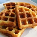 Easy Cornbread Waffles {Recipe}