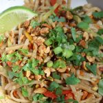 Asian Veggie Peanut Noodles – Easy & Kid-Friendly Recipe