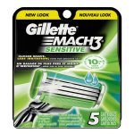 Amazon: Gillette Subscribe & Save $5 Credit = Nice Deals on Razors