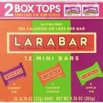 Amazon: New Coupon for 20% off Breakfast & Snack Bars – 12 Mini Larabars only $5.19