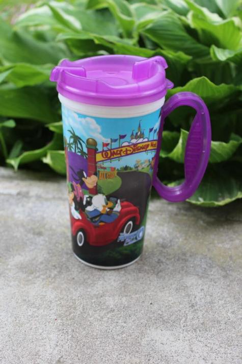 disney world resort refillable mug - disney dining plan