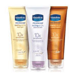 Vaseline Intensive Care Healing Serum Free Sample