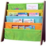 Amazon: Kid's Sling Bookrack $19.99 (regularly $49.99)