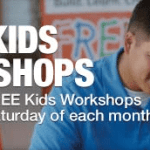 Home Depot: FREE Kids Workshop This Saturday – Build a School House Bank