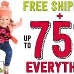 Kid's Clothing Discounts & Free Shipping Roundup!