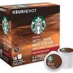 FREE Starbucks Hot Cocoa K-Cup Sample