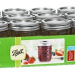 Amazon: 8-Ounce Quilted Mason Jars (12 count) only $8.97