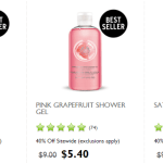 The Body Shop: 40% Off + Free Shipping – Gifts from $5 Shipped!