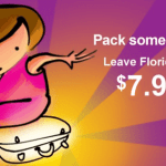 Florida One-Way Car Rentals from $7.95/day – Get home from a Disney vacation on the cheap!