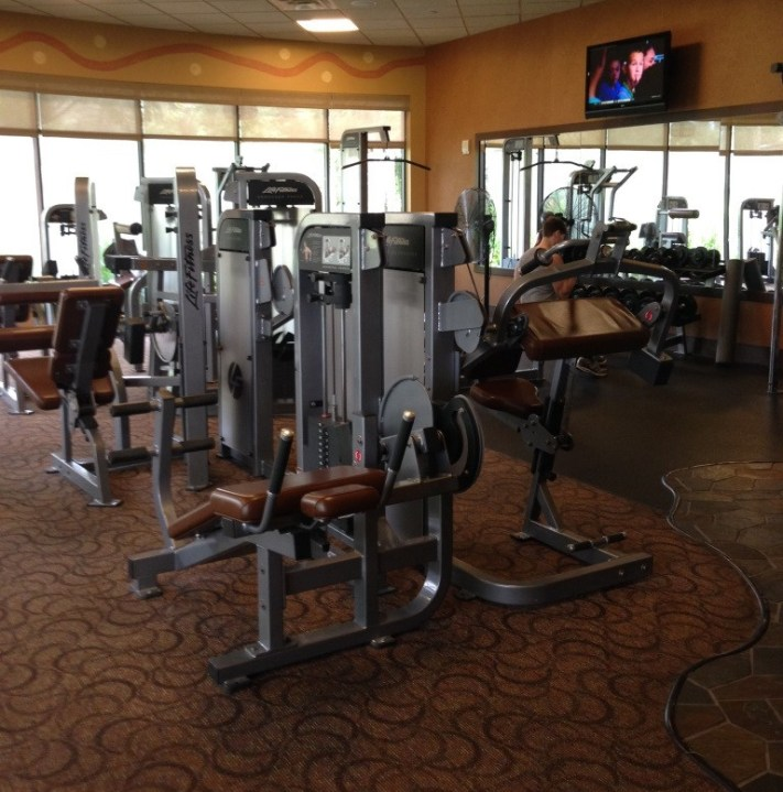 Kidani Village Fitness Center