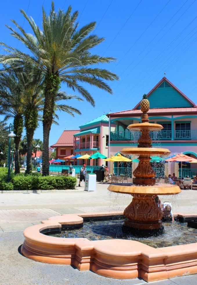Refurbished rooms, an amazing pool, and some drawback at Disney's Caribbean Beach Resort. Get all of the details in this Caribbean Beach resort review. #disneyworld #familytravel