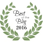Best of the Blog: Top Posts of 2016!