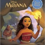 "Amazon: Moana ""Quest for the Heart"" Paperback only $2.07 shipped!"