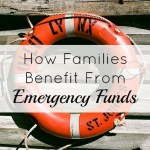 Don't Let Life Strike You Out: The Importance of Emergency Funds