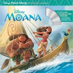 Amazon: Moana Read-Along Storybook & CD only $3.73 shipped