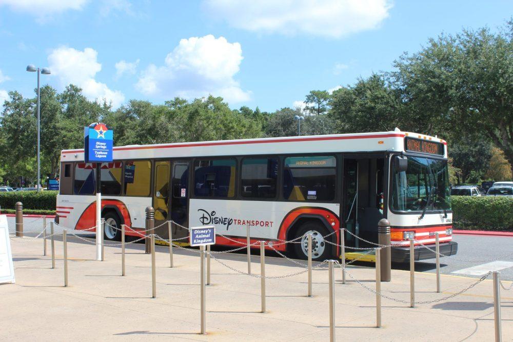 Disney Transport Bus
