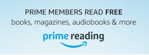 Prime Reading Promo