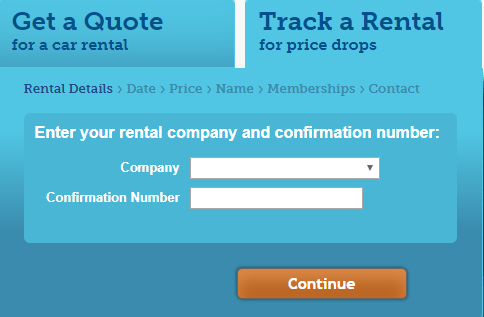 online rental tracker for price drops