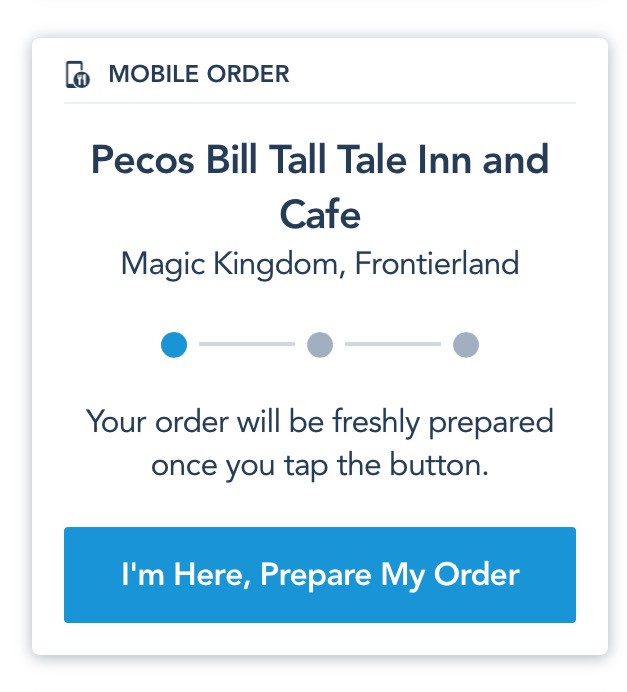 How To Use Disney World Mobile Order + Tips! - The Frugal South