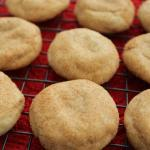 Easy Snickerdoodle Cookies Without Butter
