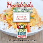 Learn How To Save on Groceries & Keep More Money in Your Pocket Every Month!