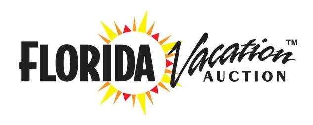 Florida Vacation Auction logo