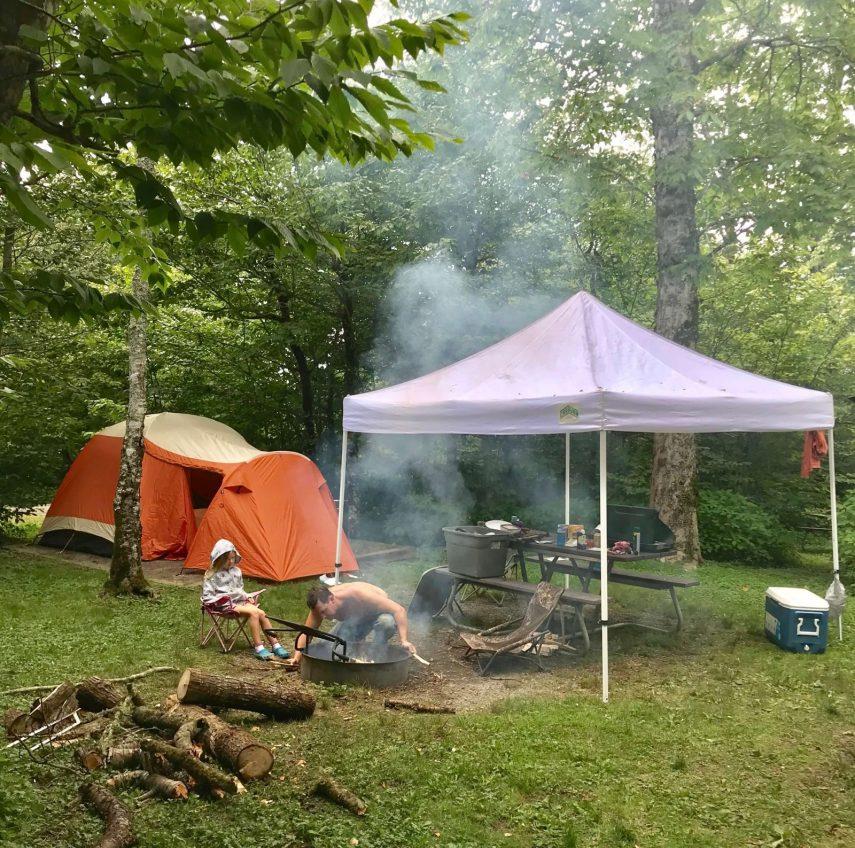 Family Campsite