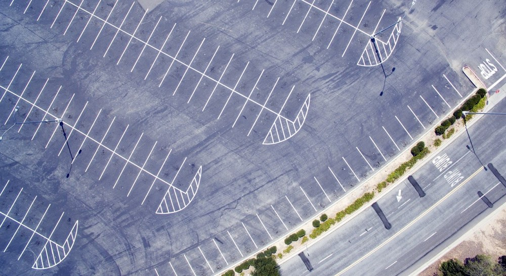 disney world parking lot